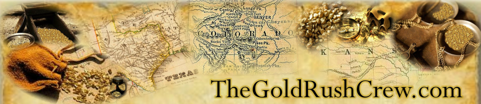 Google Earth - The Gold Rush Crew